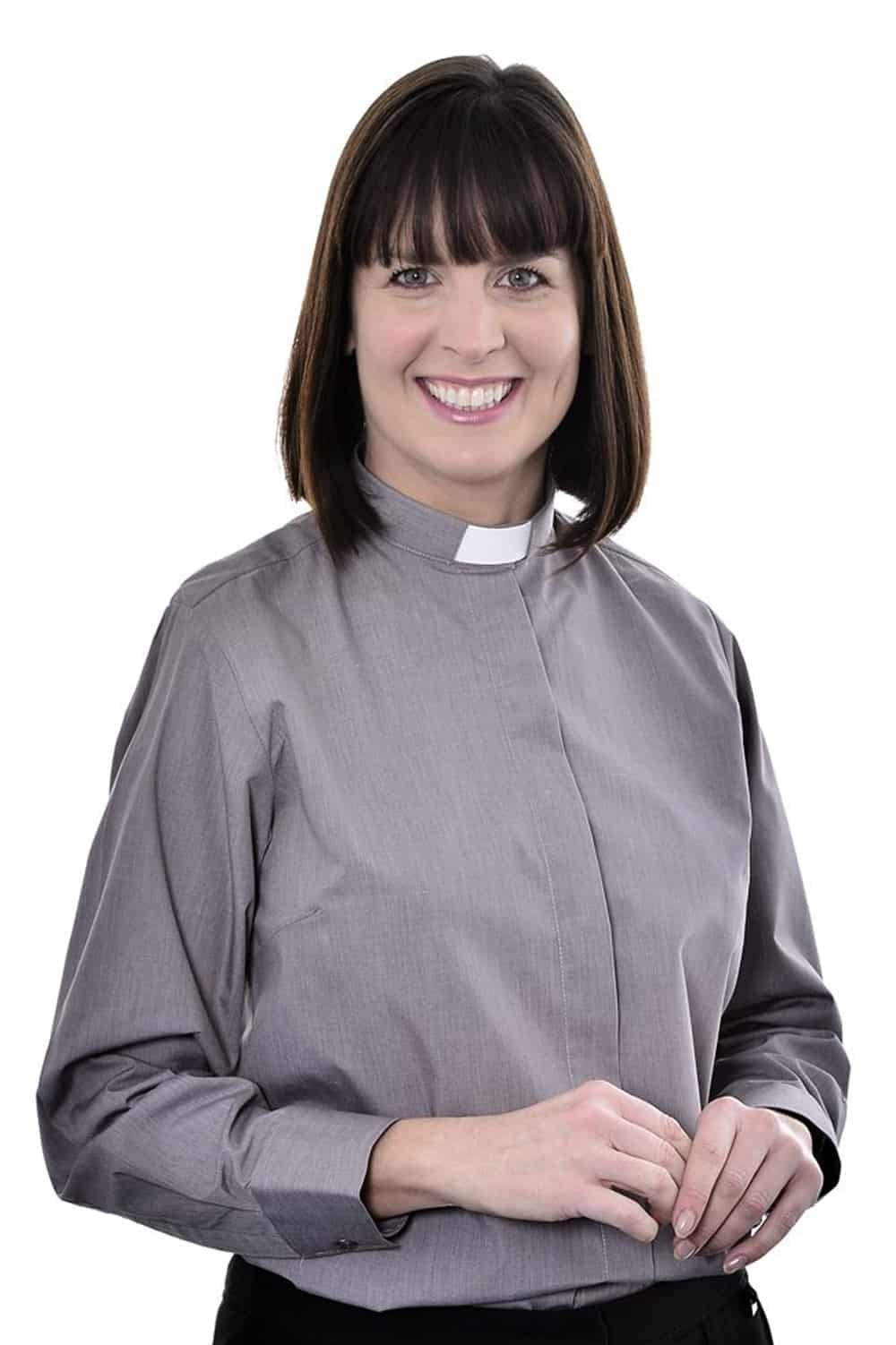 Womens Clerical Shirt